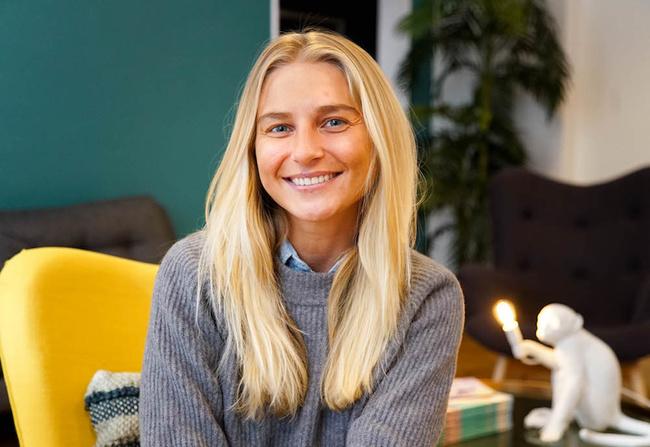 Rencontrez Anne-Claire, Head of Production