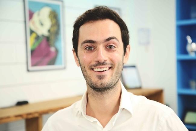Rencontrez Sébastien, Co-founder & Responsable marketing