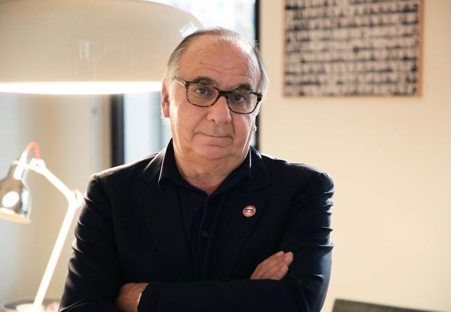 Rencontrez Serge, PDG
