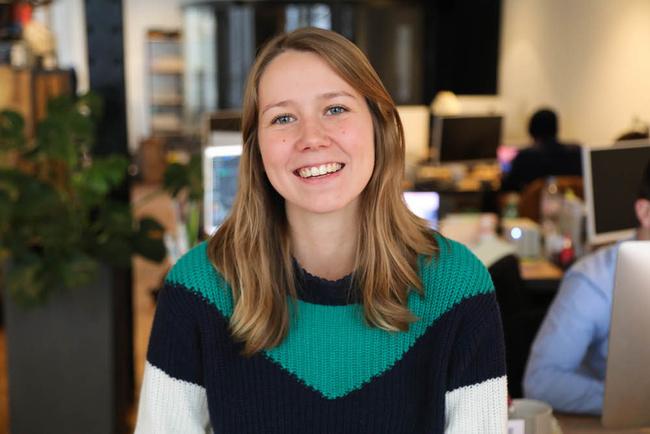 Rencontrez Mélanie, Business Developer